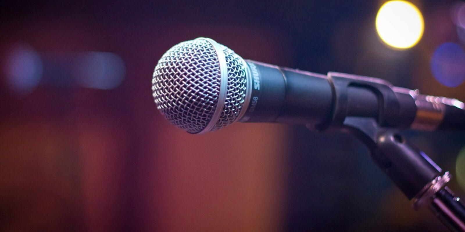 Как отвечать на неудобные вопросы - микрофон